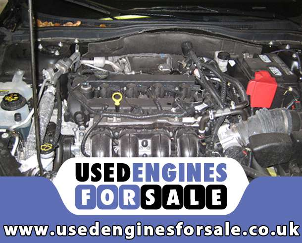 Reconditioned Engine For Ford Fusion Diesel