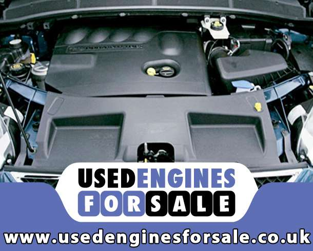 Reconditioned Engine For Ford Galaxy Diesel