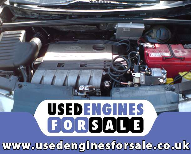 Reconditioned Engine For Ford Galaxy Petrol