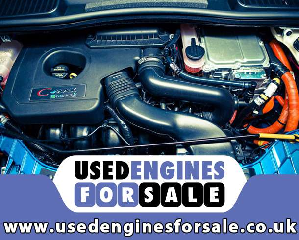 Reconditioned Engine For Ford Grand C MAX Petrol