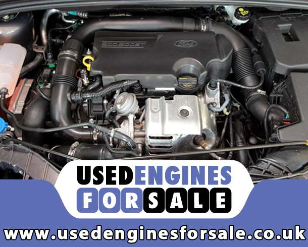Reconditioned Engine For Ford Kuga Petrol