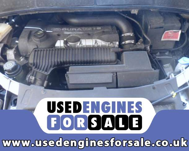 Reconditioned Engine For Ford S Max Diesel