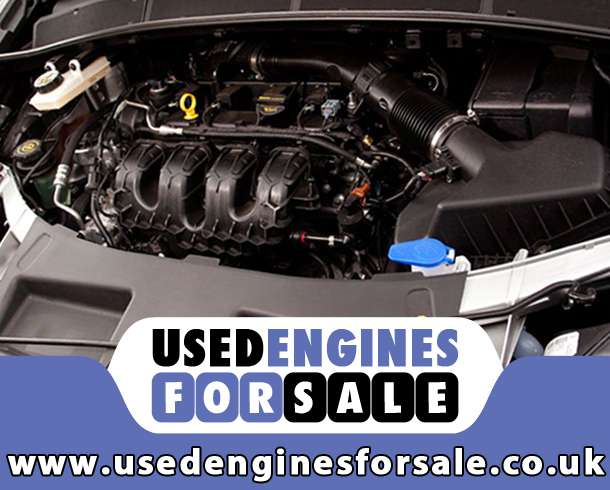 Engine For Ford S-Max-Petrol