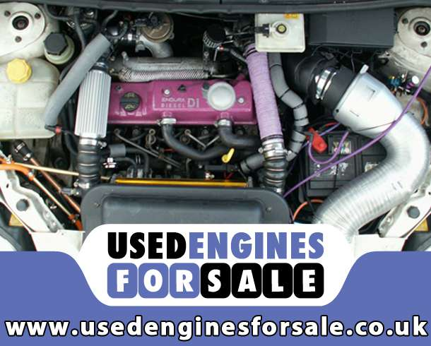 Reconditioned Engine For Ford Transit Connect Diesel Van
