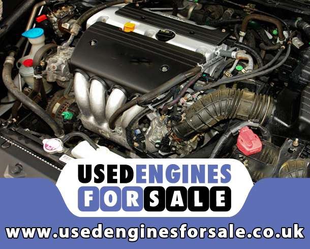 Reconditioned Engine For Honda Accord Diesel