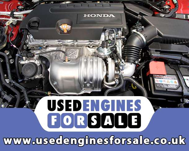 Reconditioned Engine For Honda Accord Petrol