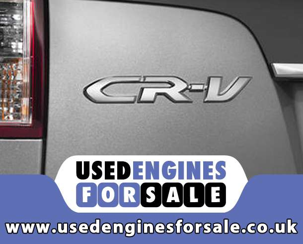 Honda CR V Petrol