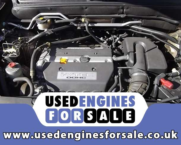 Reconditioned Engine For Honda CR V Petrol