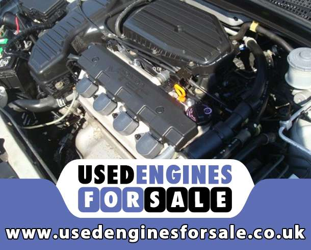 Reconditioned Engine For Honda Civic Petrol