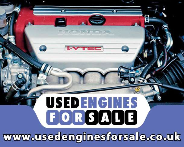 Reconditioned Engine For Honda Civic Type R
