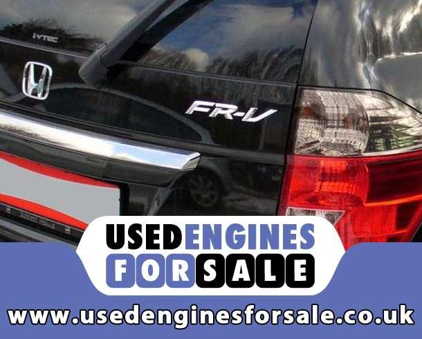 Honda FR V