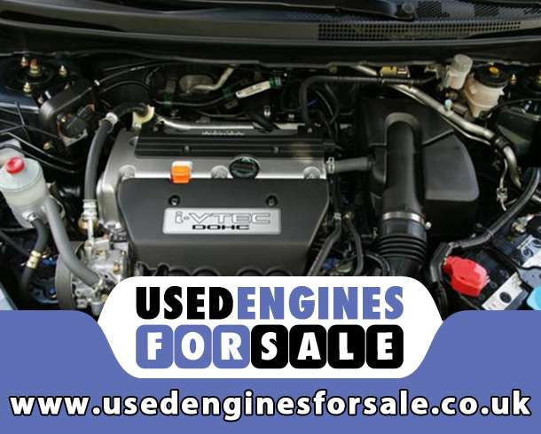 Reconditioned Engine For Honda FR V