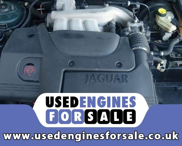 Reconditioned Engine For Jaguar S Type Diesel
