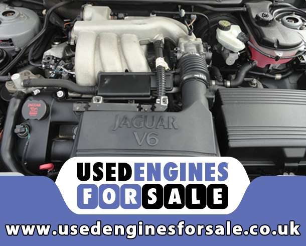 Reconditioned Engine For Jaguar X Type Petrol