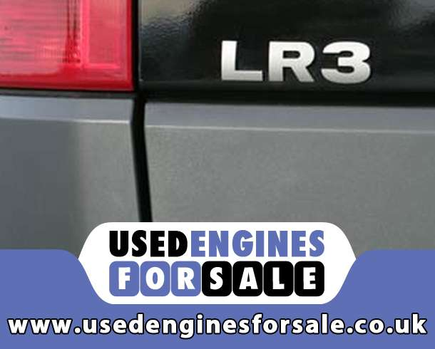 Land Rover Discovery 3 Petrol