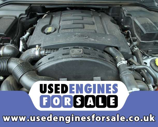 Reconditioned Engine For Land Rover Discovery 4