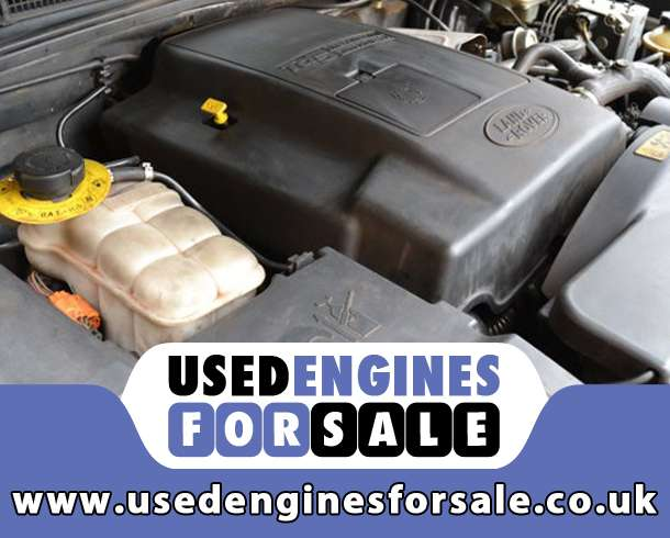 Reconditioned Engine For Land Rover Discovery II Diesel