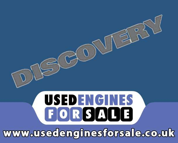 Land Rover Discovery II Petrol