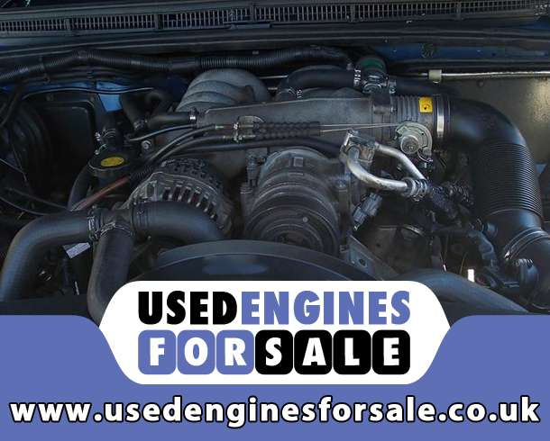 Reconditioned Engine For Land Rover Discovery II Petrol