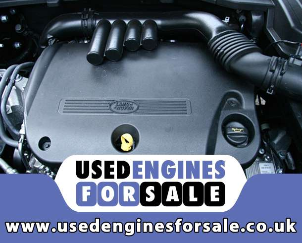 Reconditioned Engine For Land Rover Freelander 2