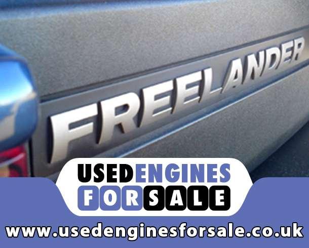 Land Rover Freelander Petrol