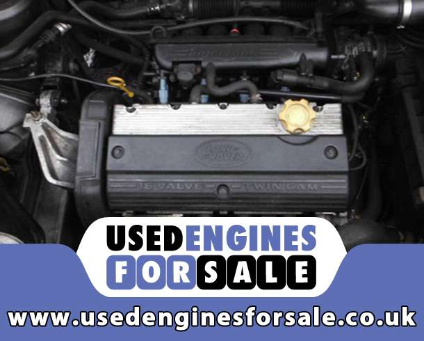 Reconditioned Engine For Land Rover Freelander Petrol
