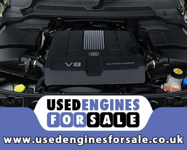 Engine For Land Rover Range-Rover-Sport-Petrol