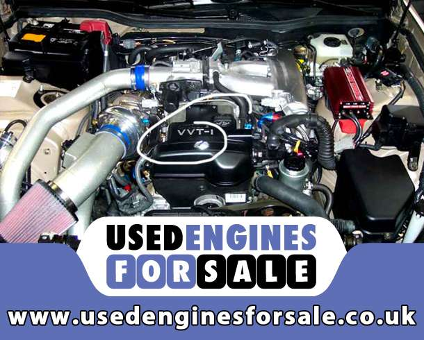 Reconditioned Engine For Lexus GS300