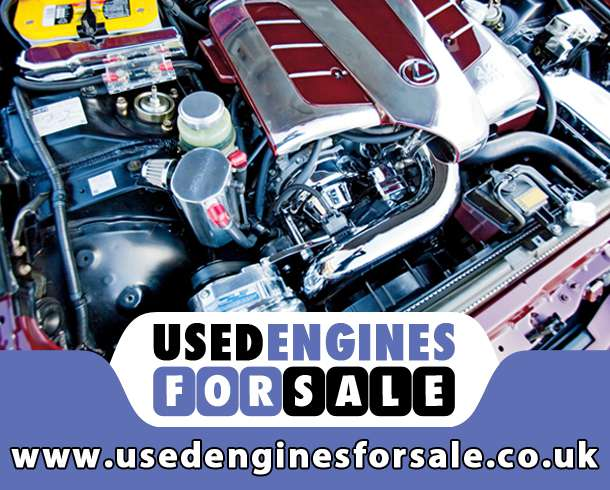 Reconditioned Engine For Lexus GS430