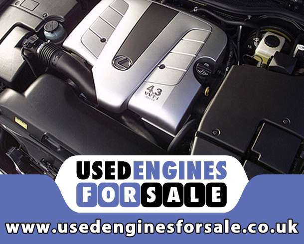 Reconditioned Engine For Lexus LS430