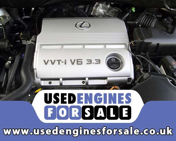 Reconditioned Engine For Lexus RX330