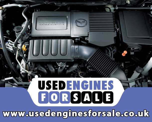 Reconditioned Engine For Mazda 2 Petrol