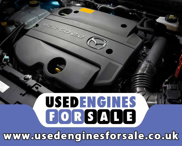 Reconditioned Engine For Mazda 3 Diesel