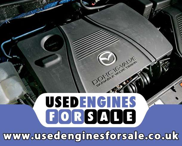 Reconditioned Engine For Mazda 3 Petrol