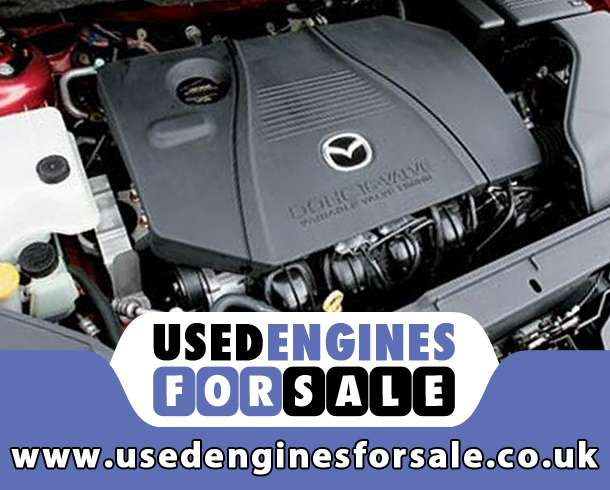 Reconditioned Engine For Mazda 5 Diesel