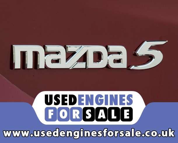 Mazda 5 Petrol