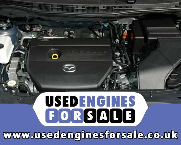 Reconditioned Engine For Mazda 5 Petrol