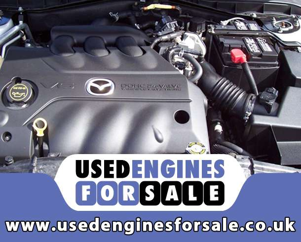 Reconditioned Engine For Mazda 6 Petrol