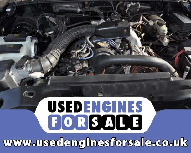 Reconditioned Engine For Mazda B2500 Diesel