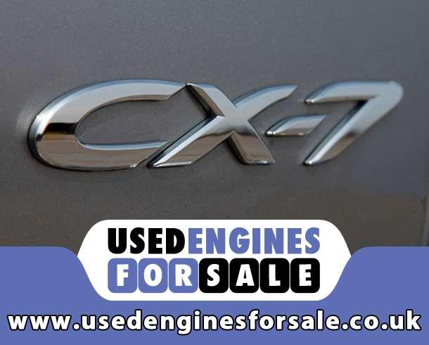 Mazda CX 7  Petrol