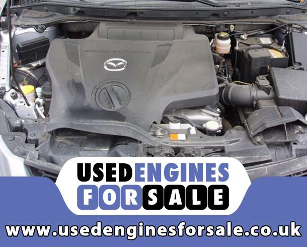 Reconditioned Engine For Mazda CX 7  Petrol
