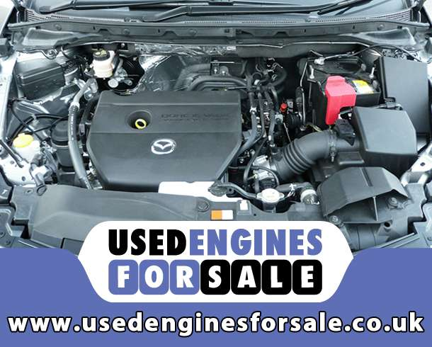 Reconditioned Engine For Mazda CX 7 4x4 Diesel