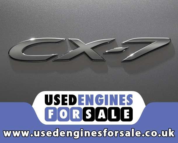 Mazda CX 7 4x4 Diesel