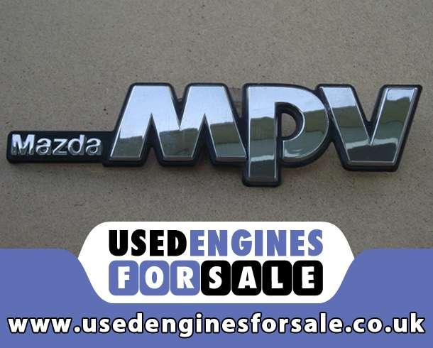 Mazda MPV Petrol