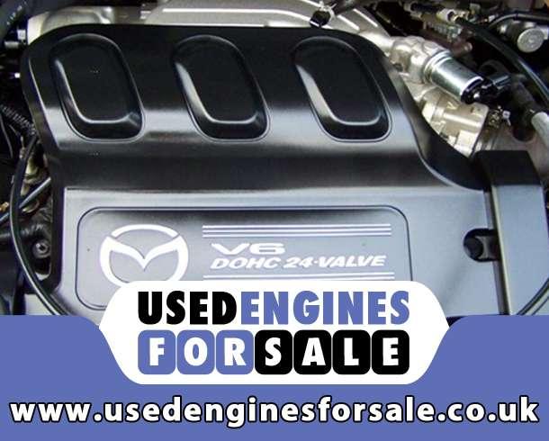 Reconditioned Engine For Mazda MPV Petrol