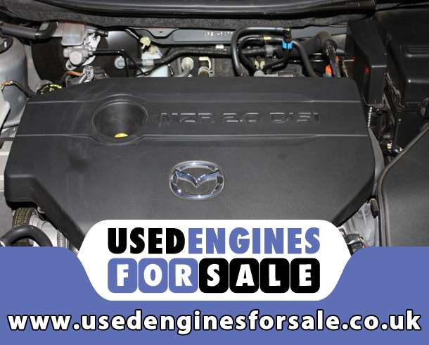 Reconditioned Engine For Mazda Premacy Diesel