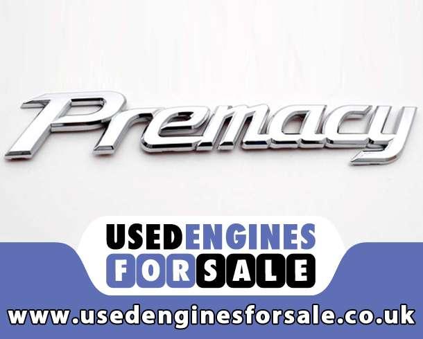 Mazda Premacy Petrol