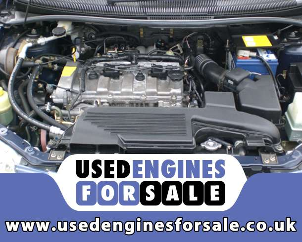 Reconditioned Engine For Mazda Premacy Petrol