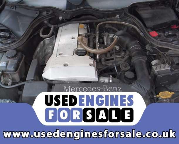 Engine For Mercedes C180--Kompressor