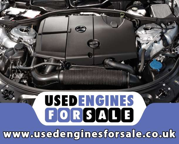 Engine For Mercedes C220-CDI-BlueEFFICIENCY